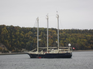 Sedna IV, an environmental research ship
