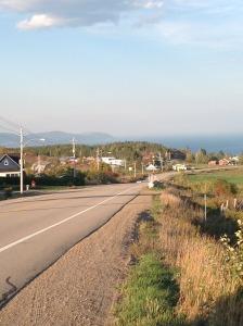 Near St Simeon