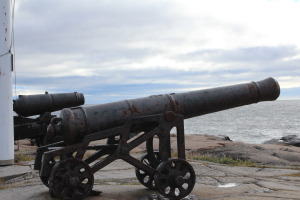 The original cannons